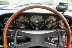 1969 Porsche 912 dash