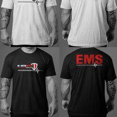 Northwest Ambulance t-shirt by Nik Nik