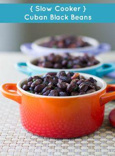 Crock pot on Pinterest | Crock Pot, Cuban Black Beans and Crockpot