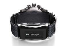 H-BOMDAK Technology: Smart Strap  from Montblanc  :open a new pattern o...