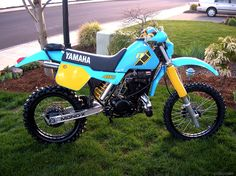 Yamaha IT490 yes i remember those! beast back in that time