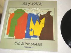 Skywalk  - The Bohemians, Lp vg++