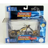 FREE SHIPPING WITHIN THE CONTINENTAL USA  NBA PACERS DIECAST CHOPPER 1:18  Please check out my other listings for a large variety of items...thanks!!  Please allow 5-14 days for shipping. Shipping only within the continental USA. Cannot ship to APO...