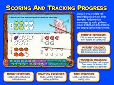 Time, Money & Fractions On-Track  By School Zone Publishing, View more from this Developer