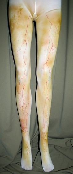 Silent hill nurse style tights