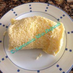 bolo de caneca café da manhã low carb