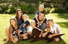 Chris O'Donnell and wife Caroline with their children Detective Shows, Family Photos, Couple Photos, Ncis Los Angeles, People Of Interest, O Donnell, Family Affair, Tv Shows, It Cast