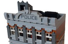 This Police Station is my second MOC. It's inspired by the LEGO Modular Building series. I used aproxametly 2.300 parts in it. I got the idea when I saw (and bought) the LEGO ...
