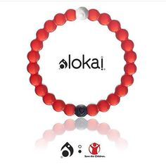 **PREORDER ONLY** Limited Edition Red Lokai Bracelet