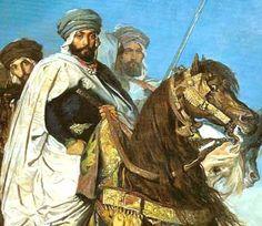 Abderramán III fue el octavo emir independiente y primer califa omeya de Córdoba, con el sobrenombre de an-Nāṣir li-dīn Allah (aquel que hace triunfar la religión de Dios).