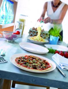 Los platos perfecto para compartir momentos con amigos #Luminarc #pasta #pizza #steak