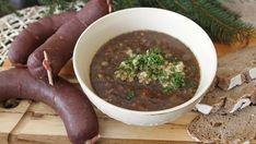Zabijačková polévka zkroupových jelit - Proženy Beef, Soups, Food, Meat, Eten, Ox, Soup, Ground Beef, Meals