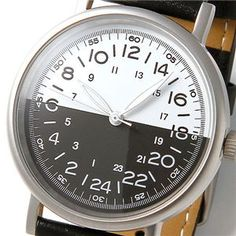 WW2 Elgin Military 24 Hours Center Second Watch with Original Case - Google Search