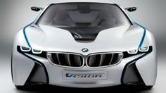 As more auto companies aim to develop the perfect hybrid car, BMW has announced their full-hybrid concept, the Vision EfficientDynamics Hybrid Concept Car. Bmw I8, 3 Bmw, Bmw Sports Car, Electric Sports Car, Bmw Electric, Electric Motor, Bmw Autos, Porsche 911 Gt2, Maserati