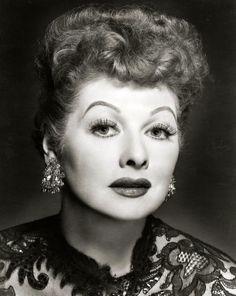 Lucille Ball, 1956