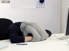 Power Nap Pillow - Ostrich Pillow