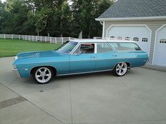 1968 Impala Station Wagon