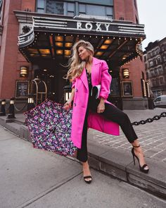 February New York Fashion Week Outfit Recap - Welcome to Olivia Rink Crazy Outfits, Casual Outfits, Olivia Rink, Nyfw Style, Mommy Style, New York Fashion, Leather And Lace, Casual Chic, Winter Fashion