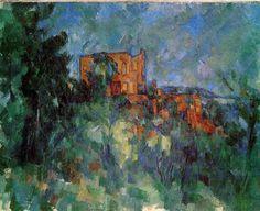 Paul Cezanne (1839-1906, France)
