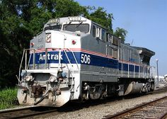 Take an Amtrak ride.Done Greenville to Nola