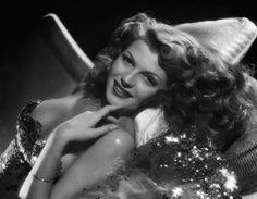Rita Hayworth!