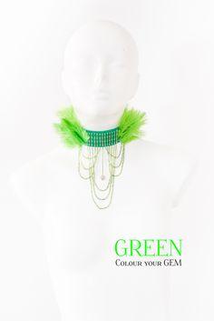 GEM II in green