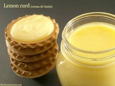 Lemond Curd, Thermomix Desserts, Recipe Using, Macarons, Sweet Recipes, Food And Drink, Cooking Recipes, Pudding, Sweets