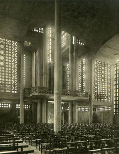 Église Notre-Dame du Raincy 1922/23 - Auguste Perret