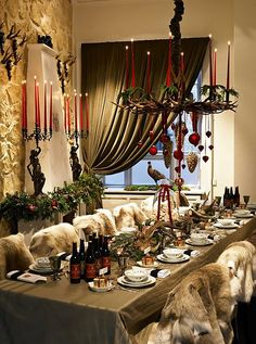 I want to Celebrate the holidays like this