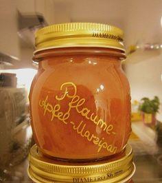 Weihnachtliche Apfel - Pflaumen - Marmelade 1