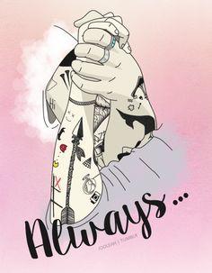 Larry<3 Always!!