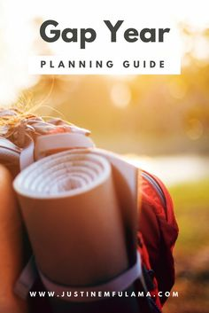 5 steps to planning your gap year. Complete planning guide | travel abroad | nomad life | work and travel | work away |