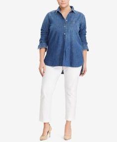 Polo Ralph Lauren Men s Big & Tall Classic Fit Linen Sport Shirt