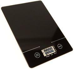 Amazon.com: Cuissential SlickScale: Slim Digital Kitchen Food Scale (Precision Measuring): Kitchen & Dining