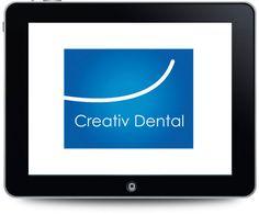 Creación de marca para Creativ dental