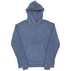 Hoodie John Elliott ❤ liked on Polyvore featuring tops, hoodies, collar top, layered tops, sweatshirt hoodies, cotton hoodie and hoodie top