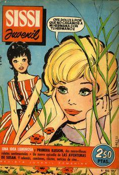 Purita Campos - Sissi Juvenil, c.1961
