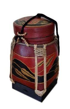Thai Rice Basket