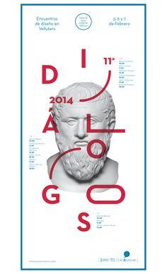 Diálogos 2014 ya tiene cartel