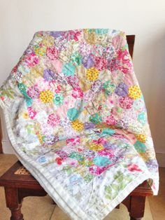 Customer Gallery - Alice Caroline - Liberty fabric, patterns, kits and more - Liberty of London fabric online Liberty Of London Fabric, Liberty Fabric, Liberty Quilt, Fabric Online, Projects To Try, Kit, Quilts, Blanket, Gallery