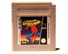 Gameboy Spiel Spider-Man für Game Boy