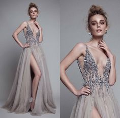 I found some amazing stuff, open it to learn more! Don't wait:http://m.dhgate.com/product/sexy-side-split-prom-dresses-rhinestones/390130785.html
