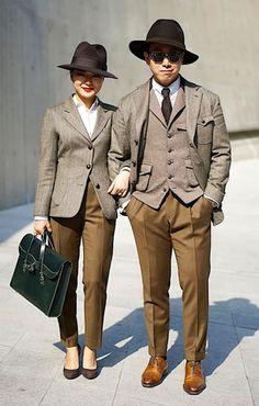 Twinsies #mens #womens #fashion