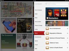 Uutta Flipboard-mediasovelluksessa : Kirjat