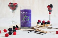 I just entered the Pinterest Contest: Pin It To Win It - Candle Style from Diamond Candles.