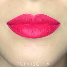Rouge Edition Velvet in the shade No 13 FU(N)SCHIA