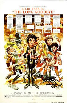 The Long Goodbye 27x40 Movie Poster (1973)