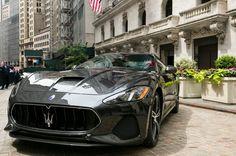 El nuevo Maserati GranTurismo MY 2018 fue presentado en Wall Street