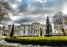 Lubomirski Palace    Bialystok, Poland