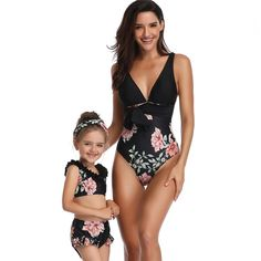 a88f74d9102d8 31 Best Sexy Mama Swimsuits images in 2019 | Beach playsuit, One ...